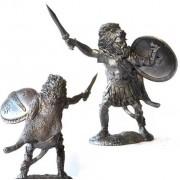 Карфагенский офицер, 3-2 вв до н. э. 5212 ПБ (н/к)