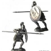 Карфагенский воин-адирмахид, 3-2 вв до н. э. 5210 ПБ (н/к)