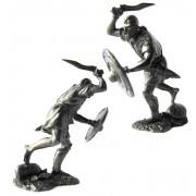 Карфагенский воин-адирмахид, 3-2 вв до н. э. 5208 ПБ (н/к)