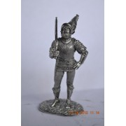 Солдатик 16-17 века МА824 (н/к)