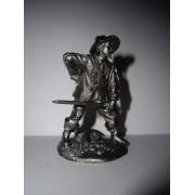 Солдатик 16-17 века МА714 (н/к)