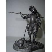 Солдатик 16-17 века МА317 (н/к)