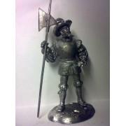 Солдатик 16-17 века МА544 (н/к)