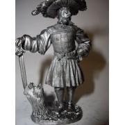 Солдатик 16-17 века МА423 (н/к)
