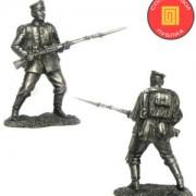 Рядовой пехотного полка, Германия, 1914 год PTS-5277 ПБ (н/к)