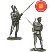 Рядовой лейб-гвардии пехотного полка, Россия, 1914 год PTS-5271 ПБ (н/к)