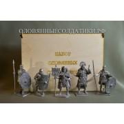 Набор Римляне №5 (5 н/к) в фанерной коробке