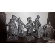 Набор Римляне №7 (5 н/к) в фанерной коробке
