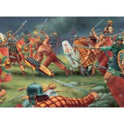 """Набор оловянных солдатиков """"Римляне""""пк/п1  в подарочной коробке(22 шт)"""