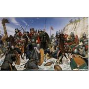 """Набор оловянных солдатиков """"Викинги, варвары"""" пк/п1 в подарочной коробке (10 шт)"""