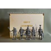 Набор Римляне №2 (10 н/к) в фанерной коробке
