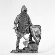 Тяжеловооруженный русский воин, 14 век SV-45 НВ (н/к)