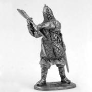 Легковооруженный русский воин ополчения, 14 век. SV-40 НВ (н/к)