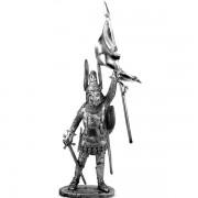 Рыцарь Рудольф фон Саксенхаузен со знаменем Франкфурта. Германия 1370 г. SV-18 HB (н/к)