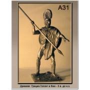 Гоплит в бою - 5 в до н.э. A31 ТС (н/к)