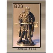 Англо-сакс 6 в н.э. В23 ТС (н/к)
