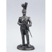 Офицер инженеров гвардии нач 19 века  Д138 ТС (н/к)