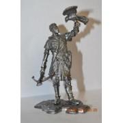 Нормандский рыцарь с соколом 12 в.МА840 (н/к)