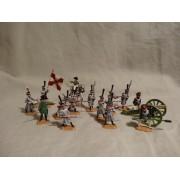 Россия(1812) Гренадерский полк(зима) МК