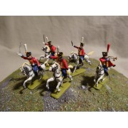 Россия(1812) Лейб-гусарский полк Лейб-гусары МК