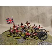 Великобритания(Ватерлоо 1815)1-й полк пешей гвардии МК