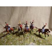 Франция(1812) Гусарский полк МК
