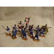 Франция(1812)Старая гвардия. Гренадеры.(Зима) МК