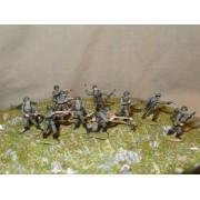 Немецкая пехота в атаке МК