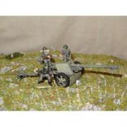 Пушка противотанковая ПАК-40 обр 1940 г с боевым расчетом МК