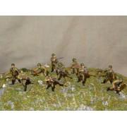 Красная Армия Пехота Штурмовой батальон МК