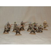 Красная Армия Пехота в шинелях МК