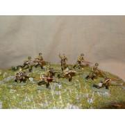 Красная Армия Пехота в атаке МК