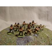 Немецкие панцирные гренадеры МК