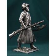 Россия Стрелец на походе 17 век Е63 ТС (н/к)