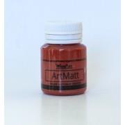 ArtMatt Красно-коричневый  20 мл