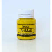 ArtMatt Желтый темный охра  20 мл