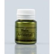 ArtMetall Золото зеленое темное 20 мл