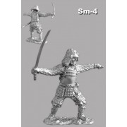 Самурай на конец 16 века SM4 РН (н/к)
