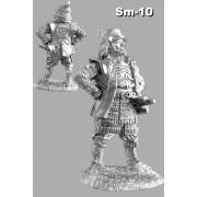 Знатный самурай SM10 РН (н/к)