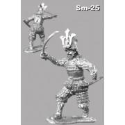Самурай 16 век SM25 РН (н/к)