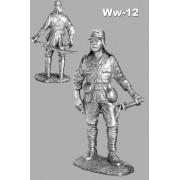 Японский офицер WW-12 РОН (н/к)