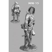 Солдат войск СС. WW-15 РОН (н/к)