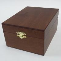 Подарочная деревянная коробка 82х110х60