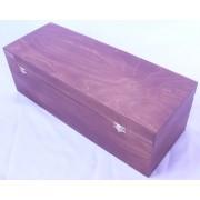 Подарочная деревянная коробка 200х100х100