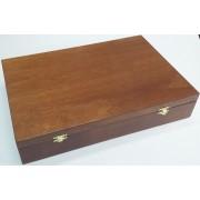 Подарочная деревянная коробка 330х165х60