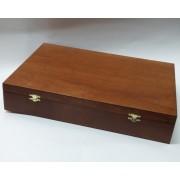 Подарочная деревянная коробка 330х220х60