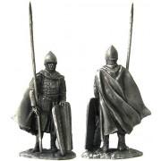 Русский дружинник, XIV век 5017 ПБ (н/к)