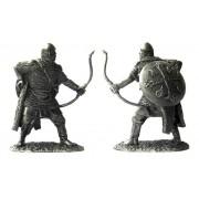 Русский лучник, 13 век 5027 ПБ (н/к)