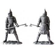 Тяжеловооруженный русский воин, 14 век 5039 ПБ (н/к)