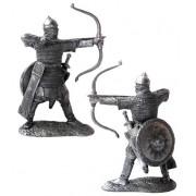 Русский лучник, 13 век 5099 ПБ (н/к)